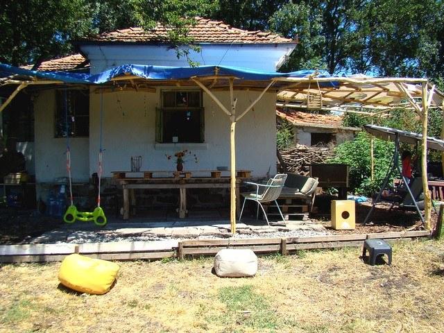 Фермата на Деа в село Тамарино, Ямболско