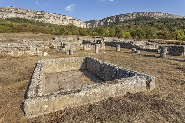 древна Плиска