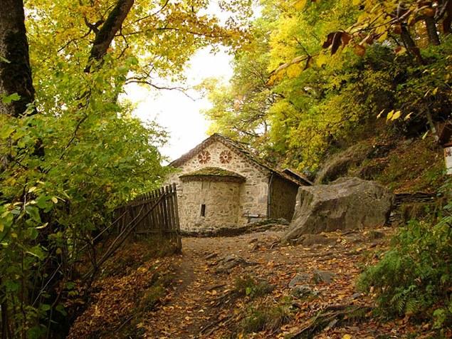 гроба на Свети Иван Рилски