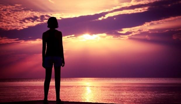 изгрев - самота - размисъл