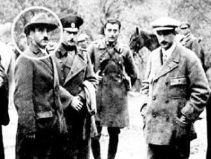 Любомир Лулчев и Цар Борис III