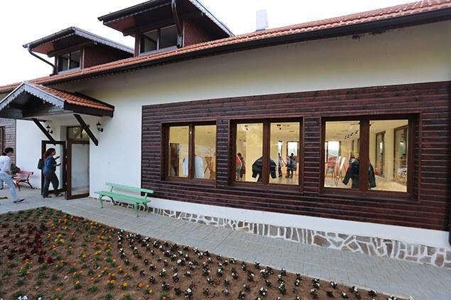 село Българи - етнографски музей
