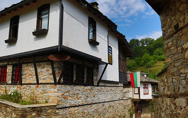 Dolen village Bulgaria
