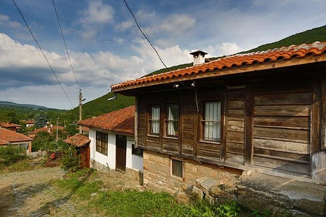 село Ичера - Архитектурен резерват