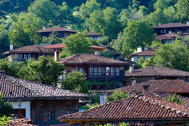 Jeravna village Bulgaria