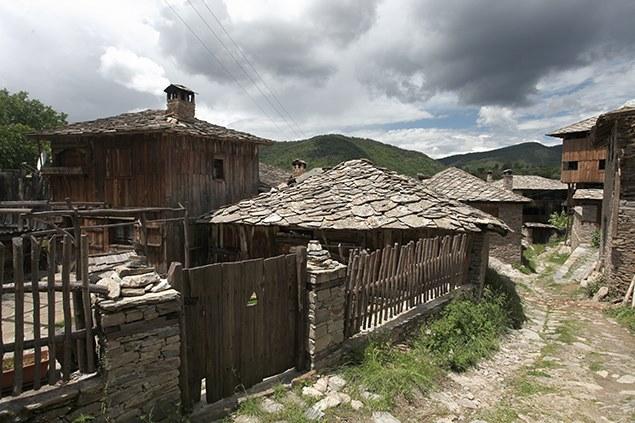 село Ковачевица - архитектурен резерват