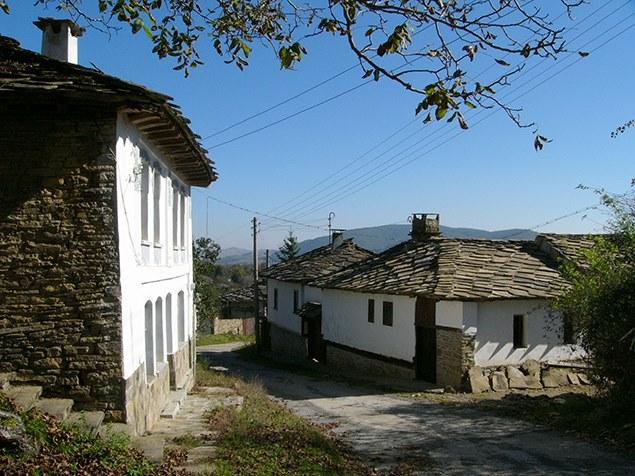 Архитектурен резерват - Старо Стефаново